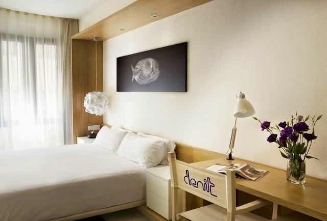 Denit Hotel Barcelona - quarto