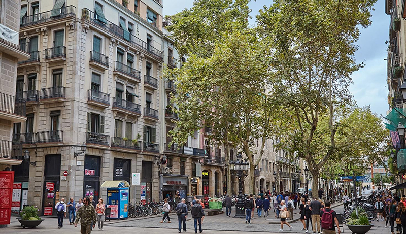 Região de El Bornem Barcelona