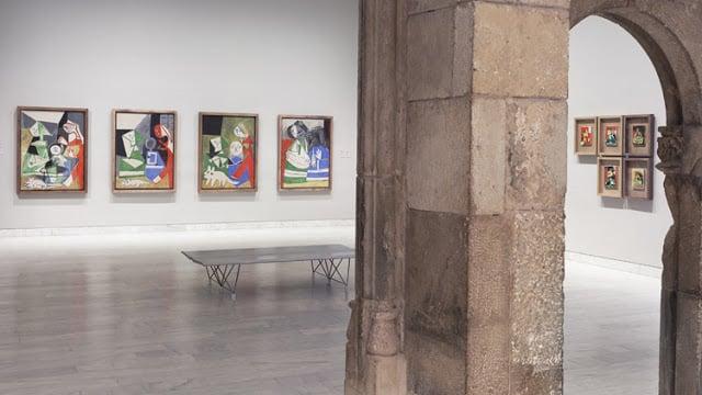 Museu Picasso em Barcelona