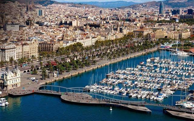Pontos Turísticos em Barcelona