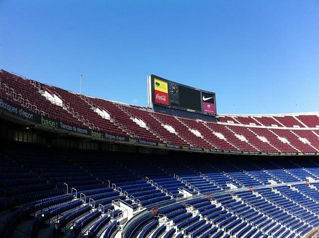 Onde comprar ingressos para jogos do Barcelona