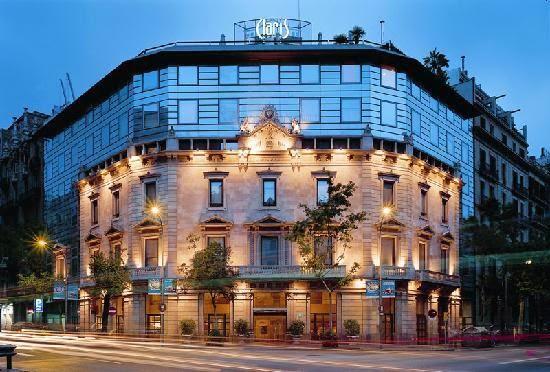 Melhores hotéis na zona turística de Barcelona