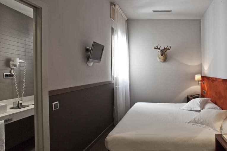 Hotel Chic & Basic Zoo Barcelona - quarto