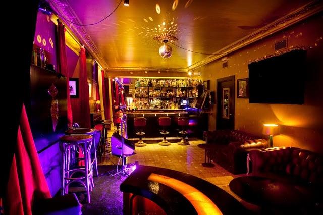 Mutis Bar em Barcelona