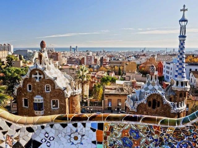 Roteiro Gaudí em Barcelona