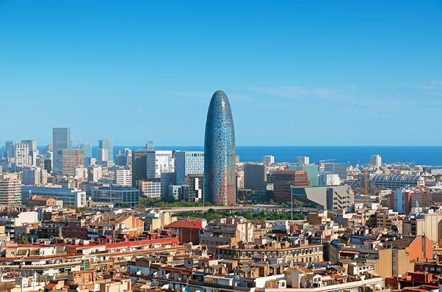 Bons hotéis na zona turística de Barcelona
