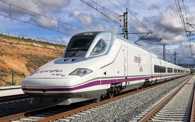 Pesquisador de passagens de trem em Madri