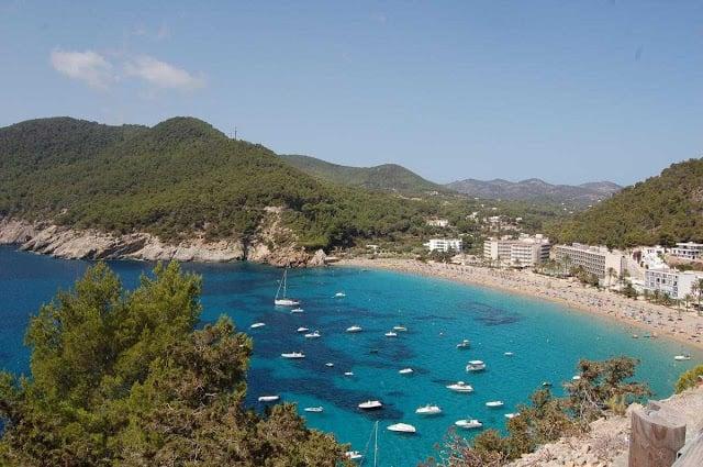 Estilo das Praias em Ibiza