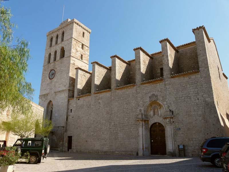 Catedral de la Virgen de las Nieves em Ibiza