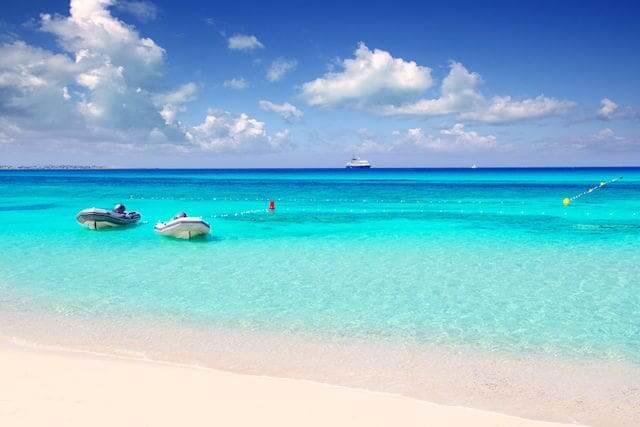 Praias de Formentera