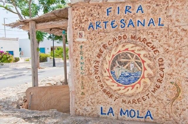 Pilar de la Mola - Formentera