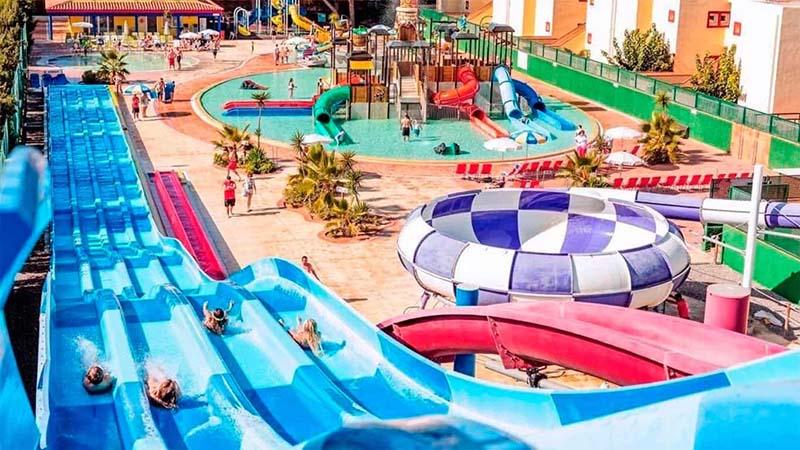 Aguamar Water Park em Ibiza