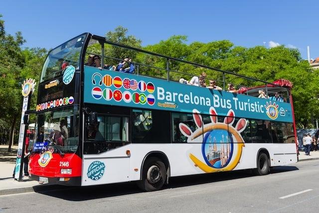Passeios de ônibus em Barcelona