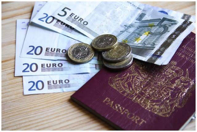 Como levar dinheiro para Barcelona e Espanha