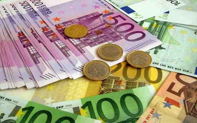 Dinheiro em Barcelona - euros