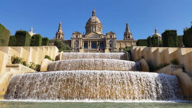 Fonte do Montjuic