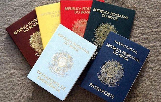 Passaporte para aluguel de carro
