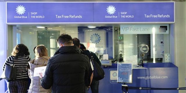 Tax Free em Barcelona
