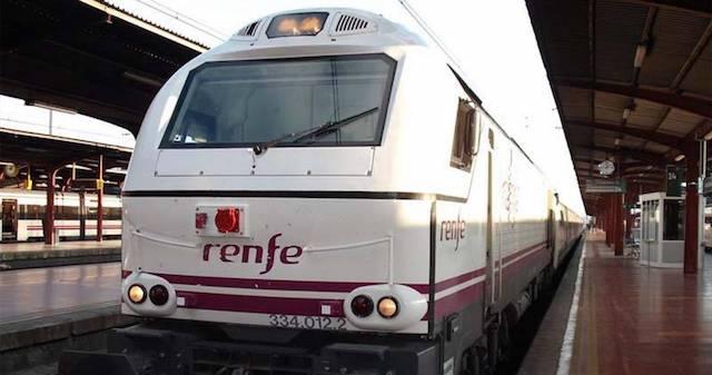 Viagem de trem de Barcelona a Lisboa