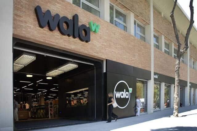 Wala Shop em Barcelona