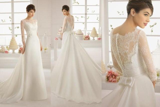 Onde comprar vestidos de noiva em Barcelona
