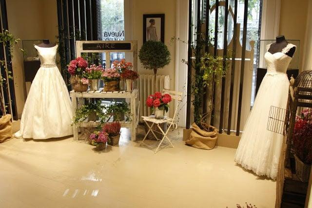 Vestidos de noiva - loja Aire