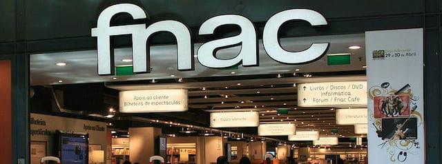 Lojas de eletrônicos em Barcelona - Fnac