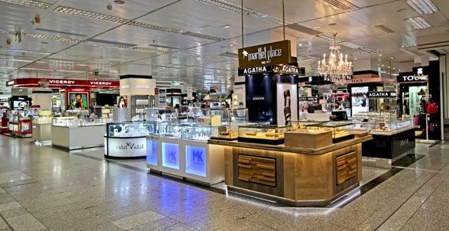 Onde comprar relógios em Barcelona