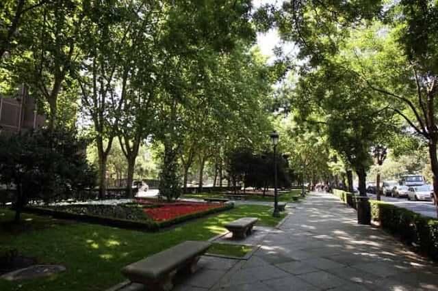 Paseo del Prado em Madri