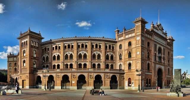 Plaza de Toros de Madri
