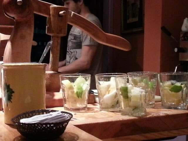 Bar La Trocha em Madri