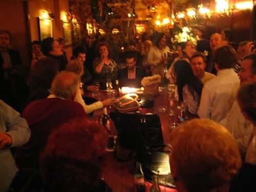 Toni 2 Piano Bar em Madri