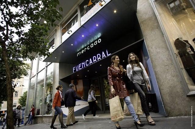 Compras em Madri - Fuencarral