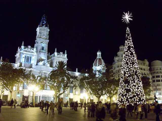 Natal - inverno em Valência