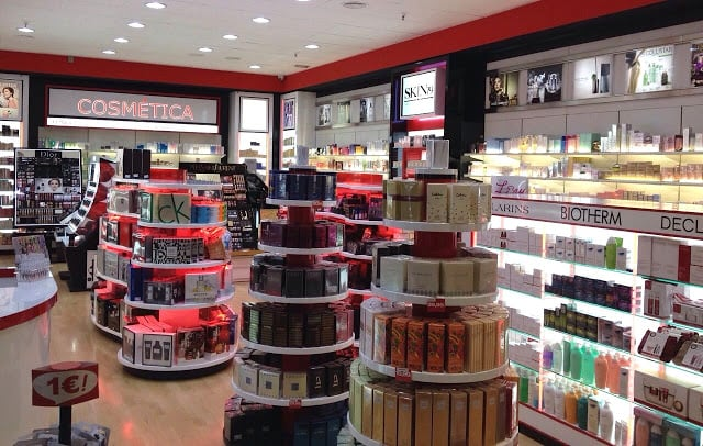 Onde comprar shampoo e condicionador em Barcelona