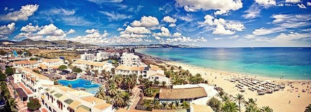 Hospedagem na Playa d'en Bossa