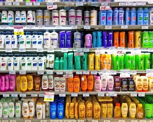 Compra em supermercado