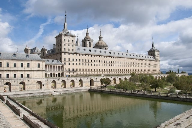 El Escorial de Madri