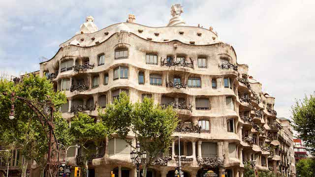 Casa Batlló ou La Pedrera? Qual ir?