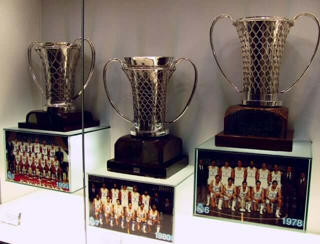 Tour pelo Santiago Bernabéu
