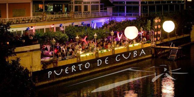 Balada Puerto de Cuba em Sevilha