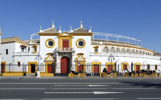 Plaza de Toros La Maestranza em Sevilha