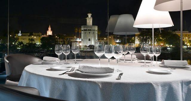 Melhores restaurantes em Sevilha