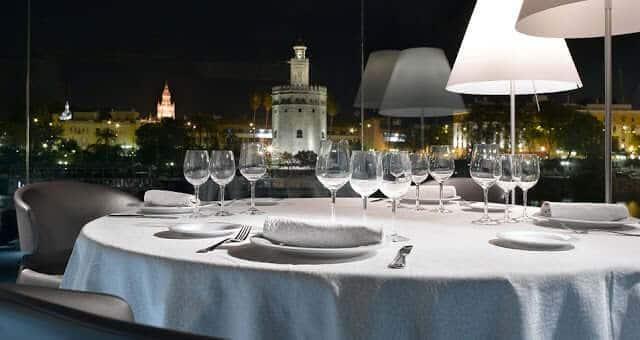 Restaurante Abades Triana em Sevilha