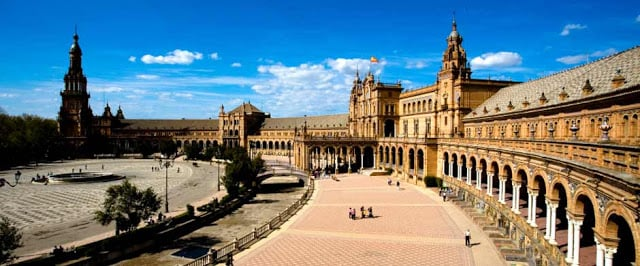 Onde ficar em Sevilha: Melhores regiões