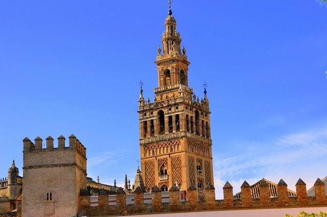 Torre de la Giralda em Sevilha