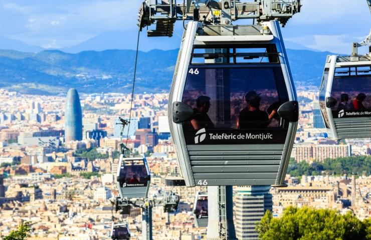 Teleférico de Montjuic
