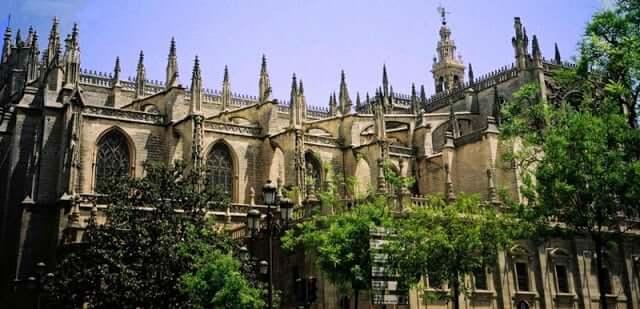 Catedral de Sevilha - templo