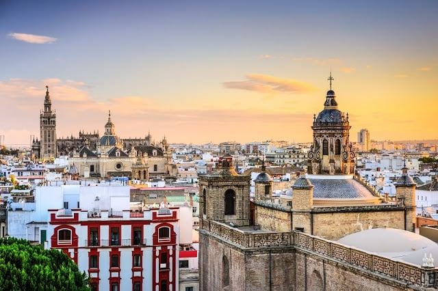 Roteiro de dois dias em Sevilha