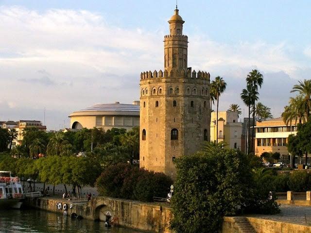 Torre del Oro - Sevilha